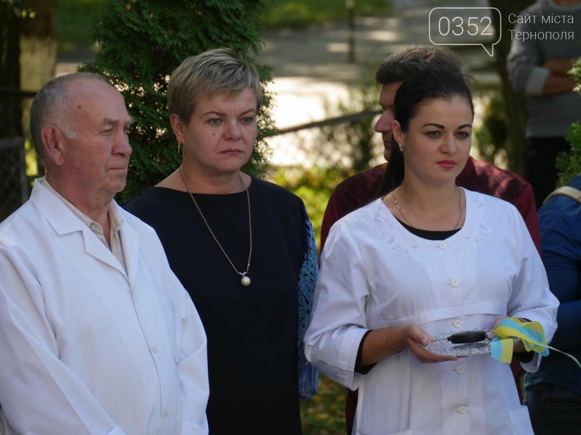 """""""МРІЯ"""" придбала автомобіль швидкої допомоги для Шумської центральної районної лікарні, фото-12"""