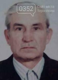 На Тернопільщині розшукують чоловіка, який пішов в ліс по гриби і зник (фото), фото-1