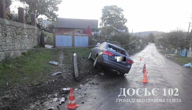 Внаслідок ДТП на Тернопільщині загинув студент (фото), фото-1