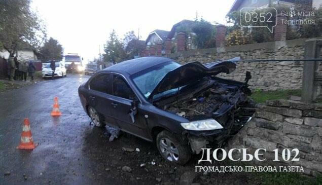 Внаслідок ДТП на Тернопільщині загинув студент (фото), фото-2