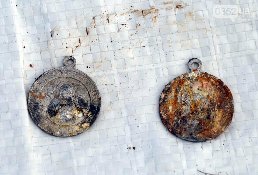 Ягільницька трагедія: кістки розстріляних вирив... лис (фото), фото-2