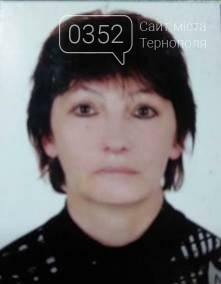 На Тернопільщині вже четвертий день розшукують зниклу жінку (фото), фото-1