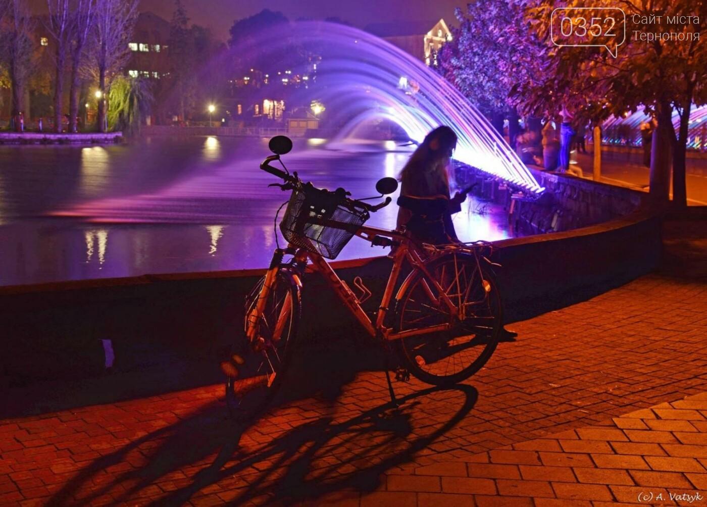Із красивими світлинами на фоні аераційних фонтанів тернополянам варто поспішити (фото), фото-1