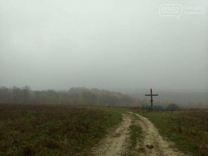 Тернопільська поетеса посеред поля знайшла таємничий пам'ятник (ФОТО), фото-1