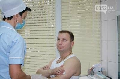Степан Барна вирішив особисто популяризувати вакцинацію від грипу (Фото) , фото-2