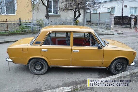 На ринку двоє кавказців обікрали автомобіль тернополянина (фото), фото-1