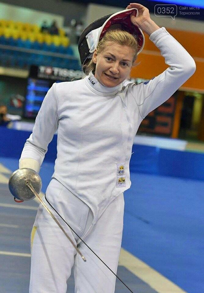 Тернополянка Олена Кривицька зайняла 6 місце у всесвітньому турнірі з фехтування на шпагах (ФОТО), фото-1