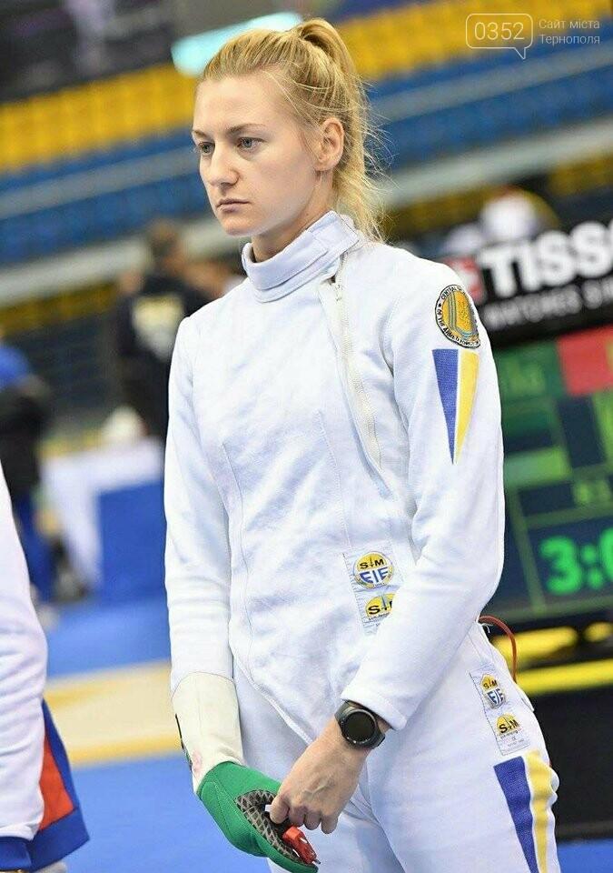 Тернополянка Олена Кривицька зайняла 6 місце у всесвітньому турнірі з фехтування на шпагах (ФОТО), фото-3