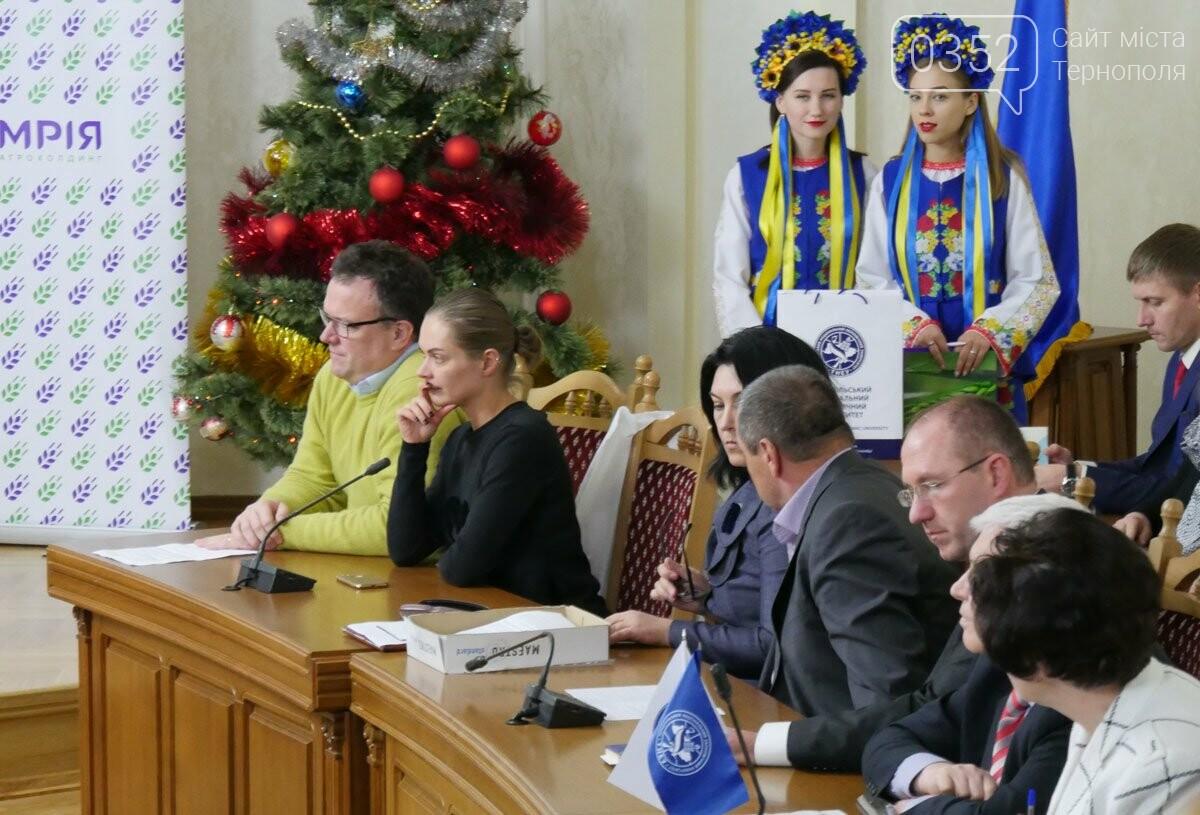 Агрохолдинг «МРІЯ» і Тернопільський економічний університет підписали меморандум про співпрацю, фото-2