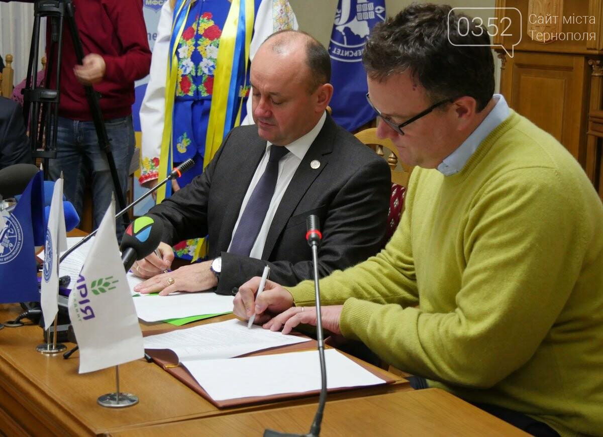Агрохолдинг «МРІЯ» і Тернопільський економічний університет підписали меморандум про співпрацю, фото-13