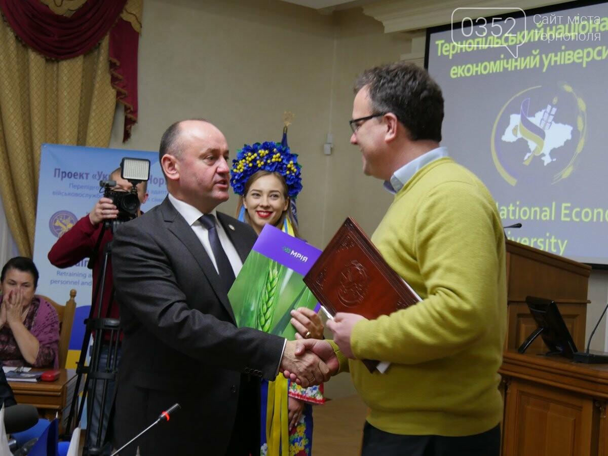 Агрохолдинг «МРІЯ» і Тернопільський економічний університет підписали меморандум про співпрацю, фото-16