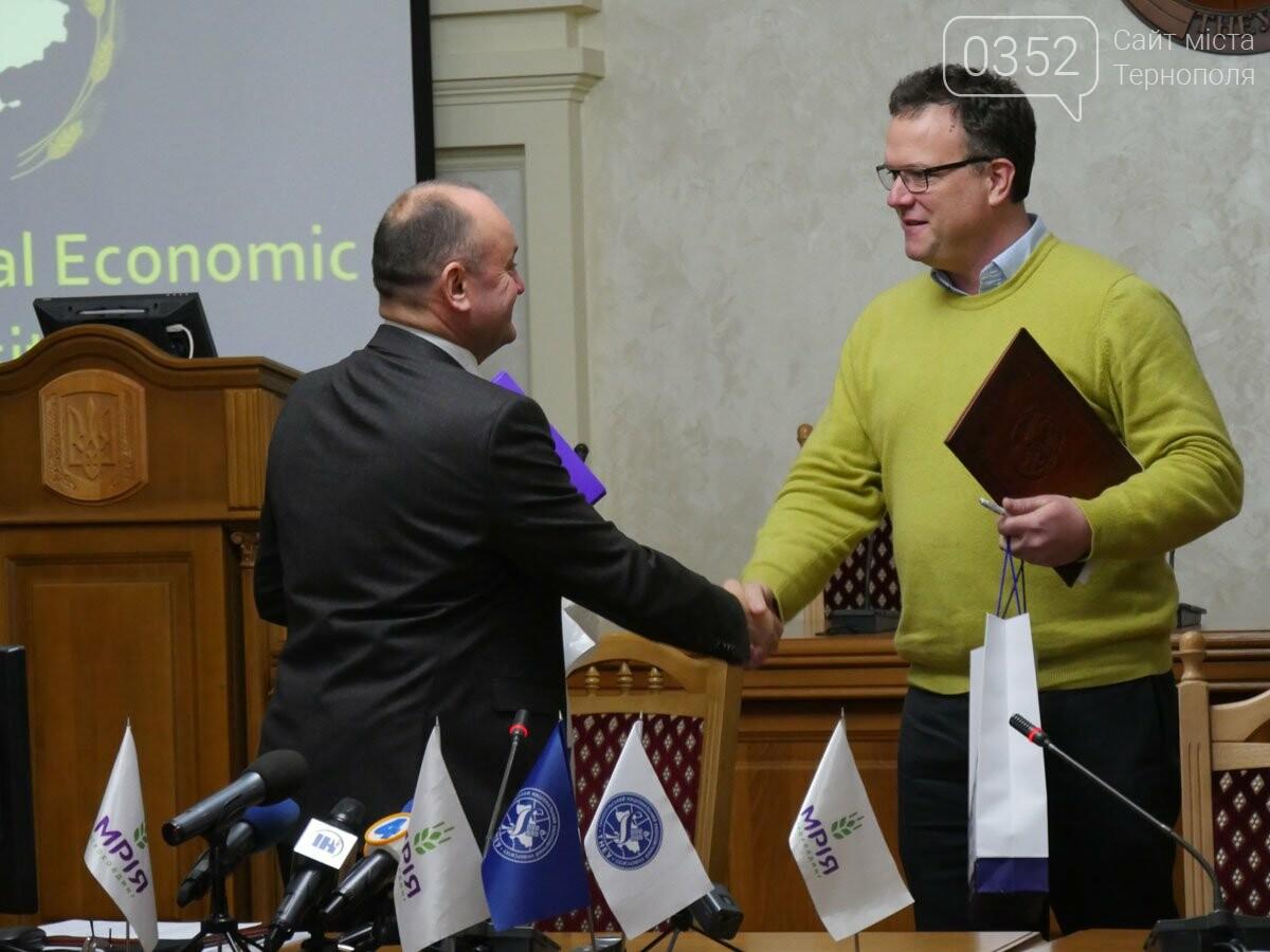 Агрохолдинг «МРІЯ» і Тернопільський економічний університет підписали меморандум про співпрацю, фото-22
