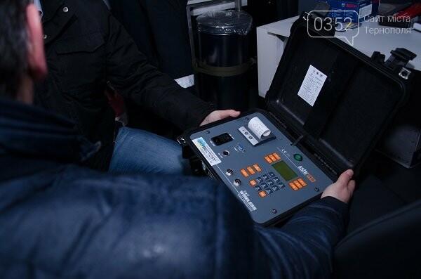На Тернопільщині працюватимуть сучасні мобільні лабораторії з габаритно-ваговим контролем (фото), фото-3