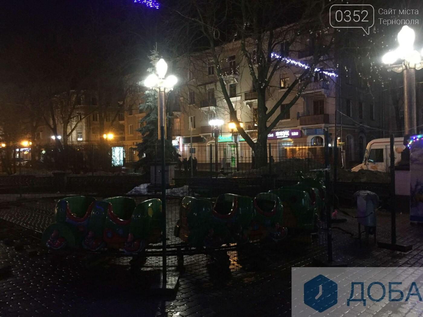 Скільки доведеться заплатити, аби покататись на атракціонах у центрі Тернополя? (фото), фото-3