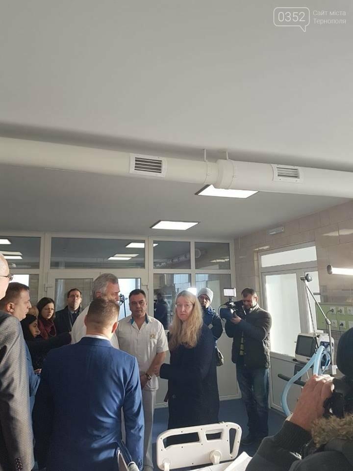 У Тернополі запрацювало нове відділення інтенсивної терапії (фото), фото-2