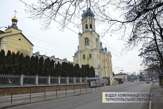 У Тернополі храм обікрав мешканець Житомирської області (фото), фото-2
