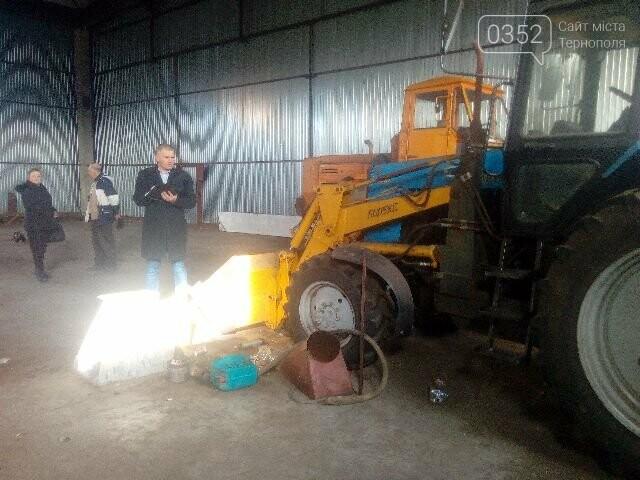 У тернопільського підприємця арештовували майно через борги по зарплаті (фото), фото-2