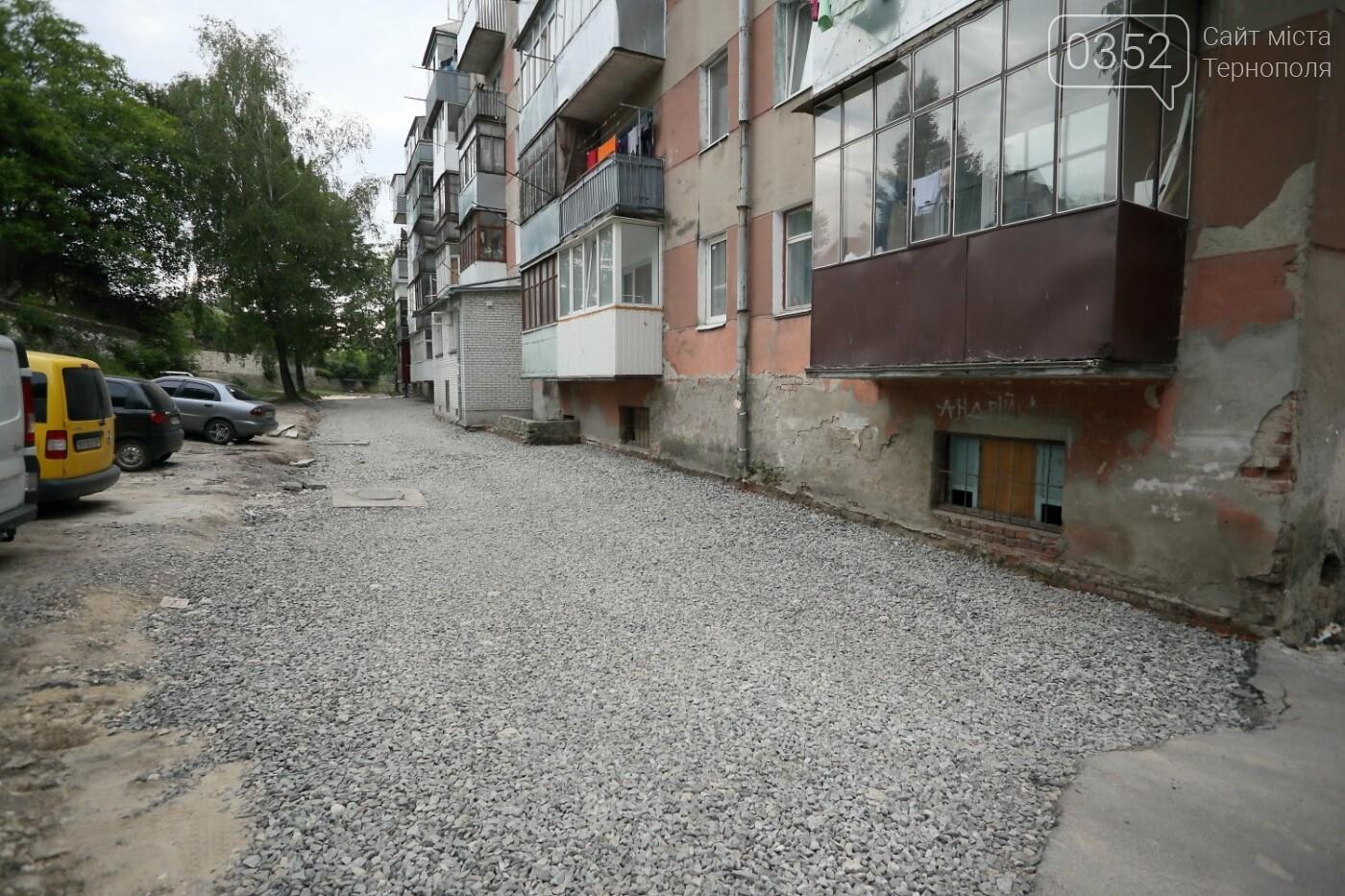 На вулиці Макаренка розпочали ремонт двору , фото-1