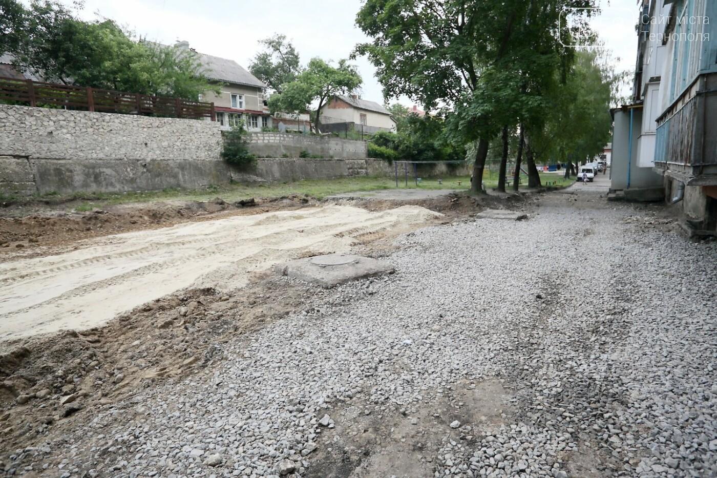 На вулиці Макаренка розпочали ремонт двору , фото-4
