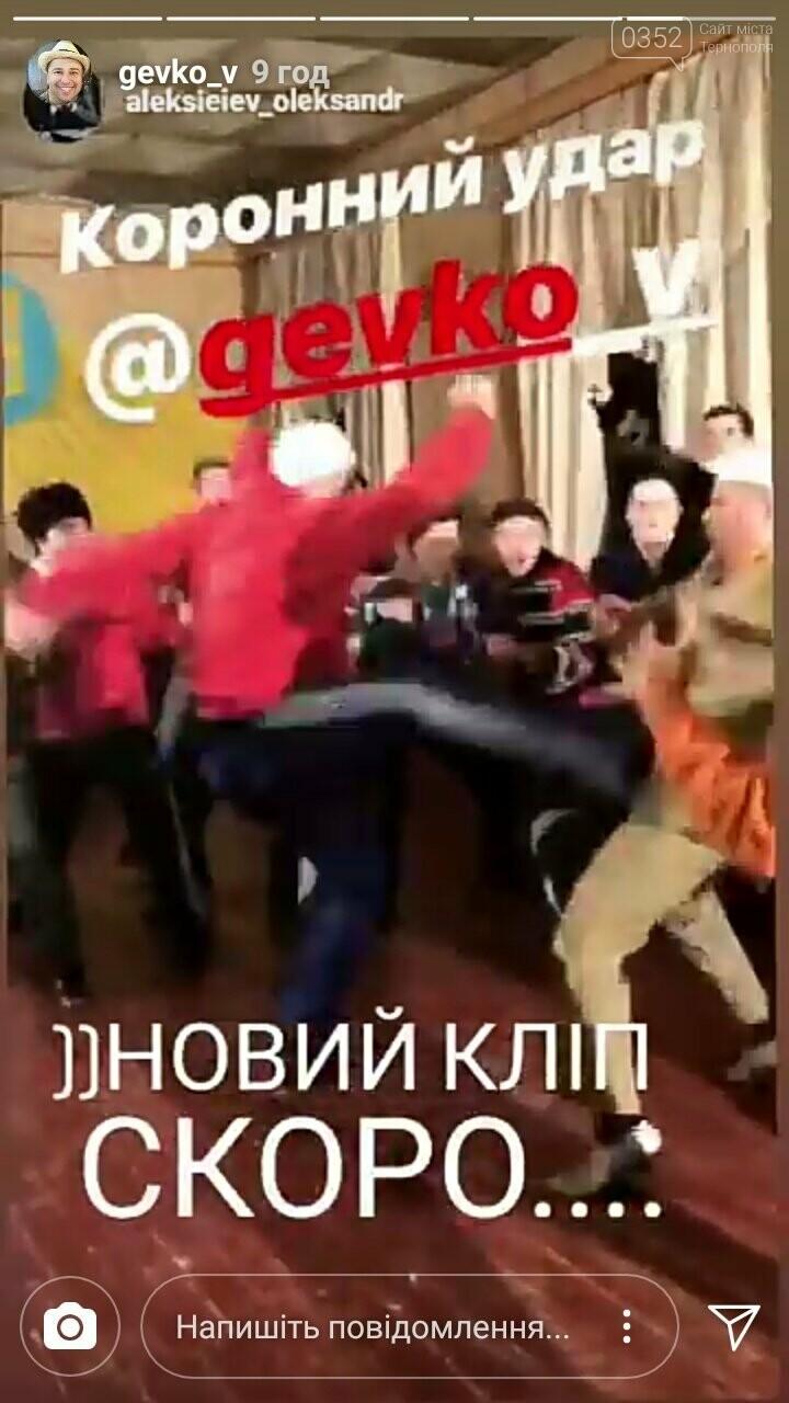 Тернопільський «ВІА-Кіп'яток» закінчив знімати свій кліп: деякі моменти зйомки (ФОТО, ВІДЕО), фото-5