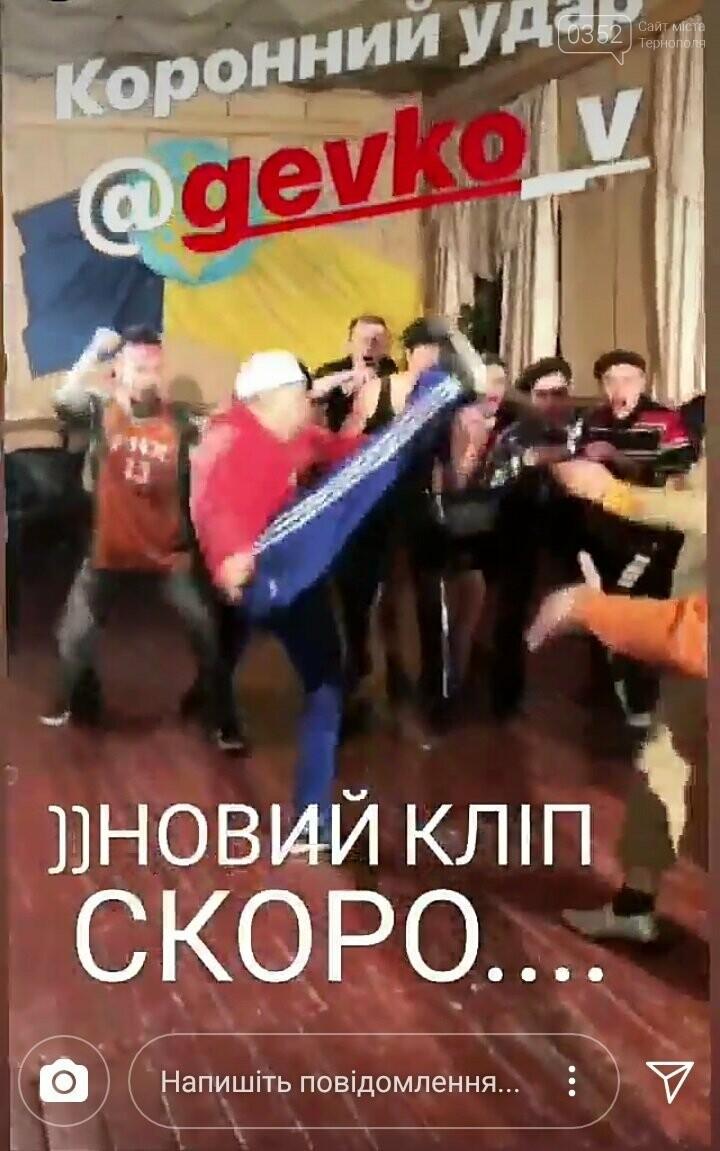 Тернопільський «ВІА-Кіп'яток» закінчив знімати свій кліп: деякі моменти зйомки (ФОТО, ВІДЕО), фото-7