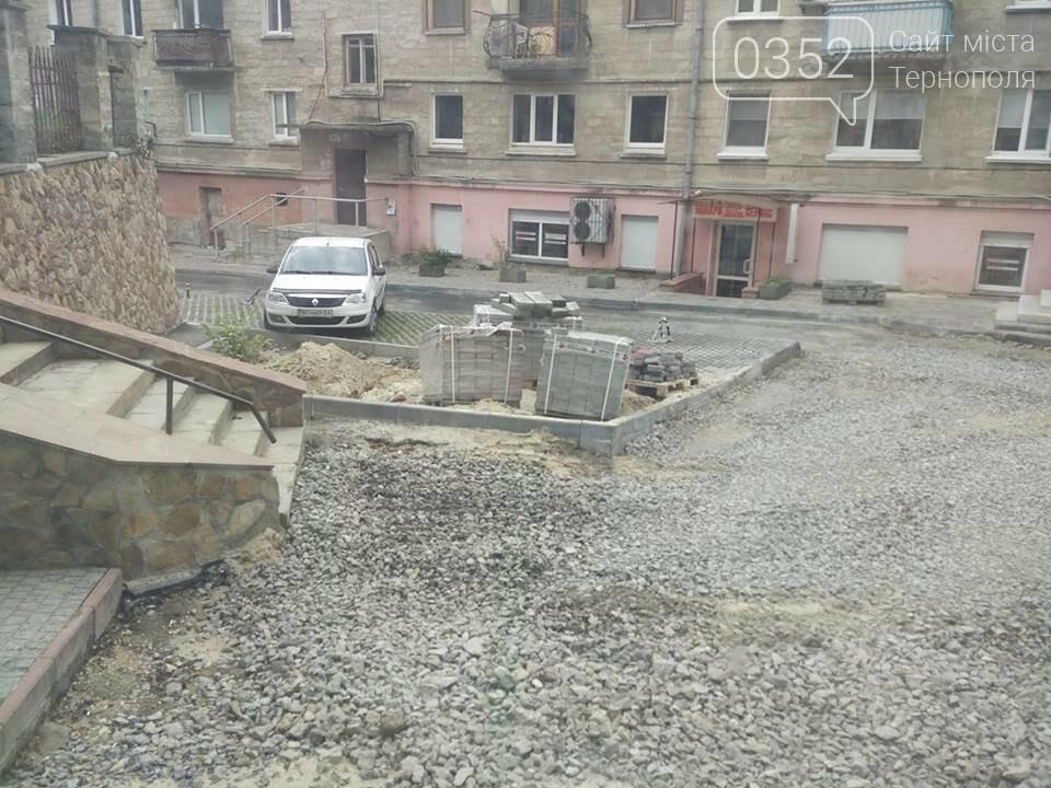 """""""Колодязь, прикритий гнилою дошкою"""": тернополян попереджають про приховану небезпеку в центрі міста, фото-2"""