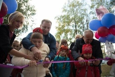 На Тернопільщині з'явився ще один центр інклюзивної освіти (фото), фото-2
