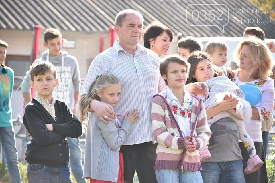 Понад мільйон гривень з державного бюджету - на будинок сімейного типу в Бережанському районі (фото), фото-3