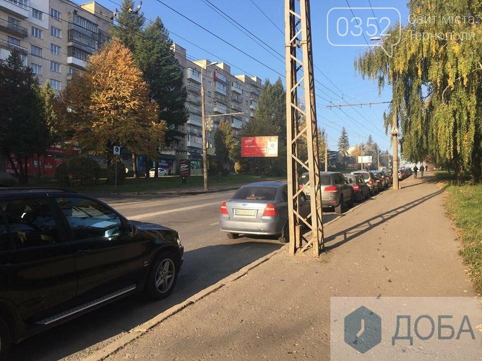У Тернополі на «паливний» страйк виїхали водії, поблизу Збаразького кільця ускладнених рух транспорту (ФОТО, ВІДЕО), фото-5