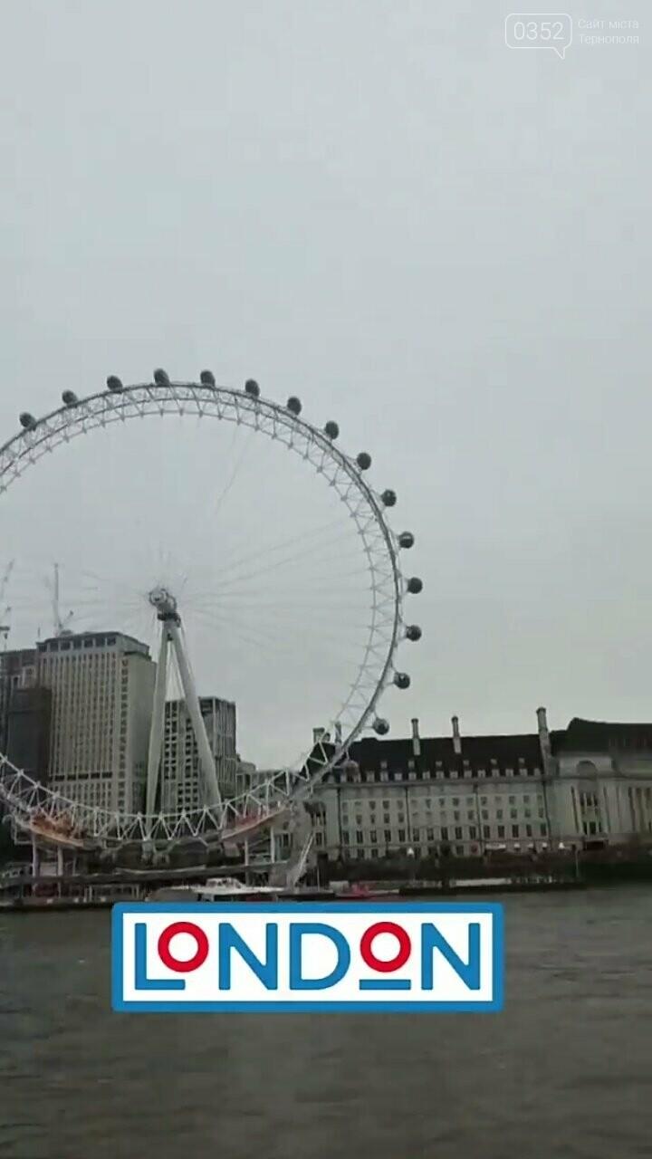 ВІП-івці з Тернополя розповіли про свої пригоди в Лондоні (ФОТО), фото-5