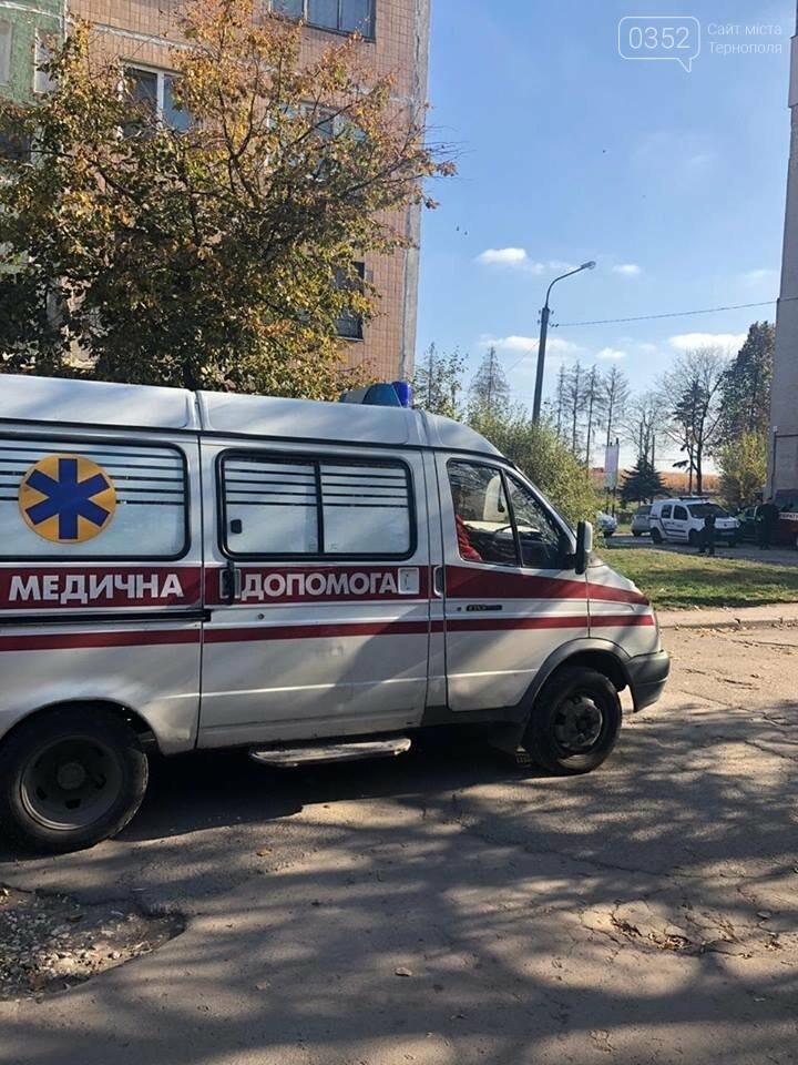 У Тернополі мешканець будинку на Протасевича, 4 в стадії загострення шизофренії кинувся з ножем на молоду сім'ю з маленькою дитиною і погро..., фото-4