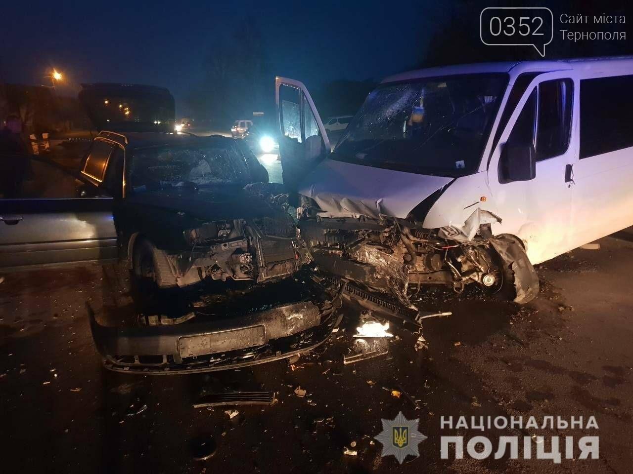 На Тернопільщині через п'яних водіїв – чергова аварія (Фото), фото-1