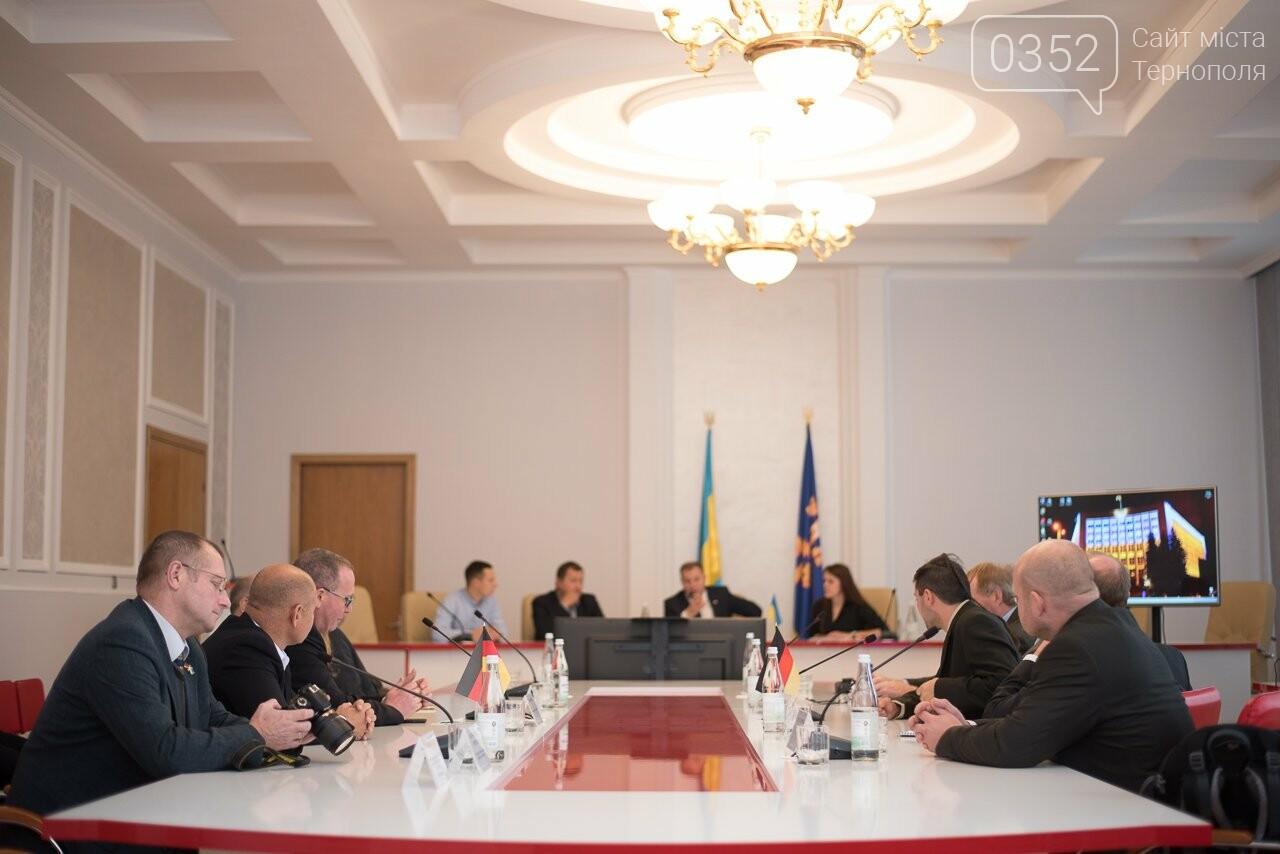 Голова ОДА зустрівся з підприємцями з Німеччини (фото), фото-3