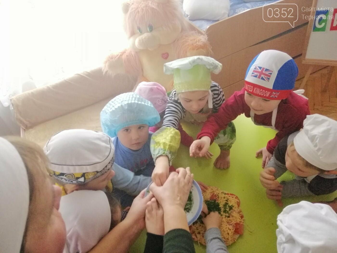 У дитсадочку на Тернопільщині дошкільнят креативно навчають  самостійності (ФОТО), фото-1