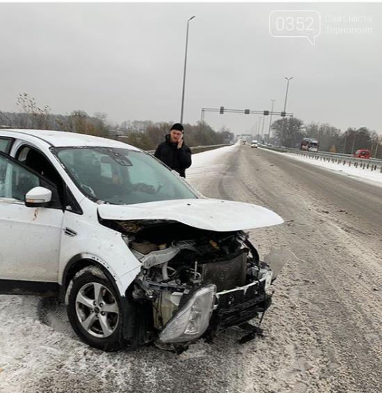 Блогерка Тетяна Пренткович потрапила в серйозну ДТП дорогою в Тернопіль (ФОТО), фото-2