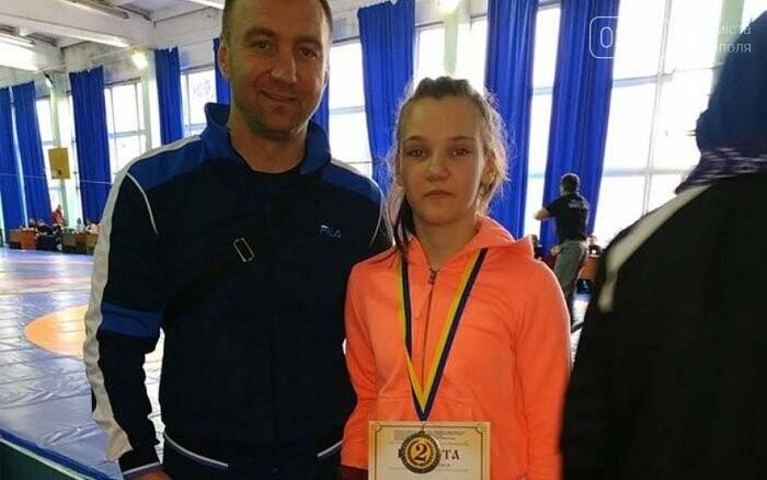 Тернополянка Вероніка Кондратенко перемогла чемпіонку Європи на турнірі з вільної боротьби, фото-1