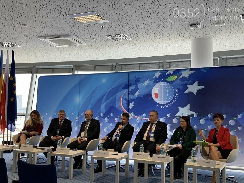 На 12-му  Форумі у Жешові  обговорили продовження реформ та модернізацію  України в ситуації 2019, фото-2