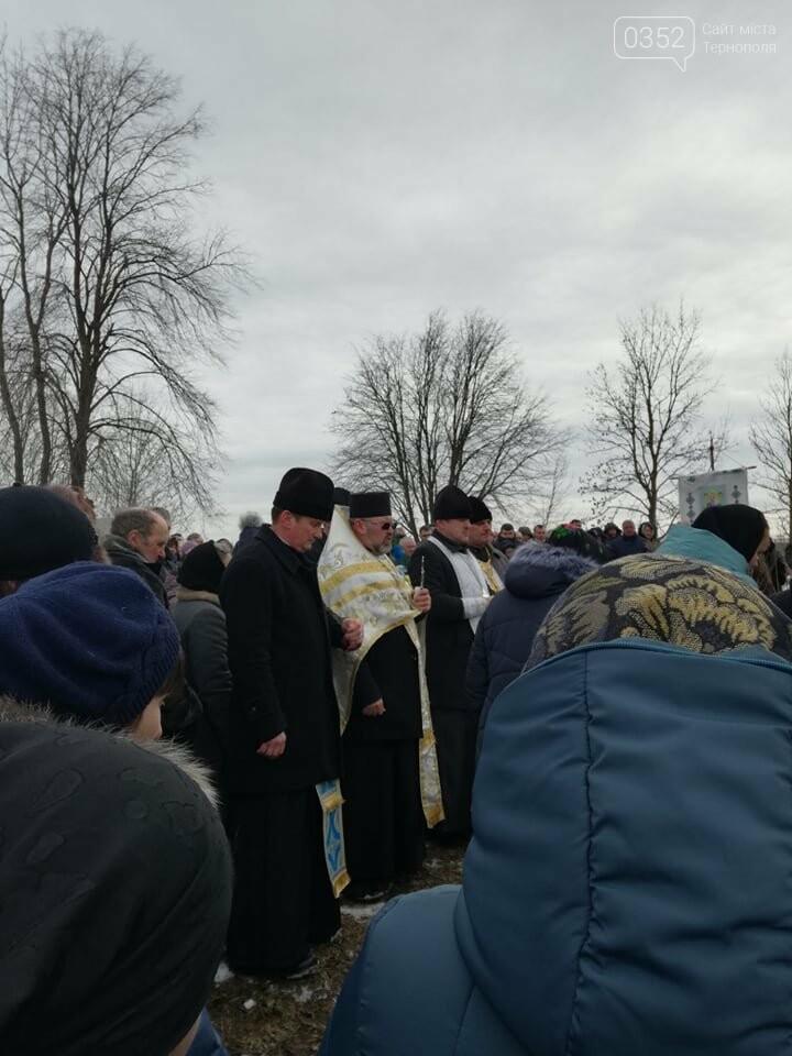 Тернопільщина: попрощатися з Олександром Цюхом прийшло більше тисячі людей (ФОТО), фото-10