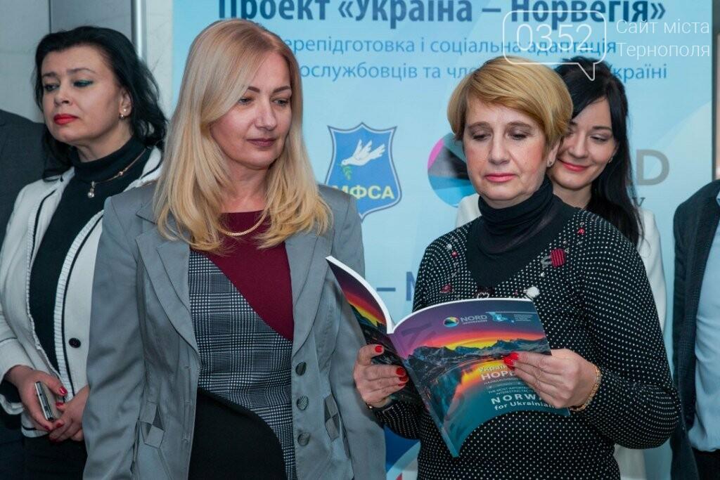 Відбулося урочисте відкриття чергового навчального семестру у рамках проекту «Україна – Норвегія», фото-3
