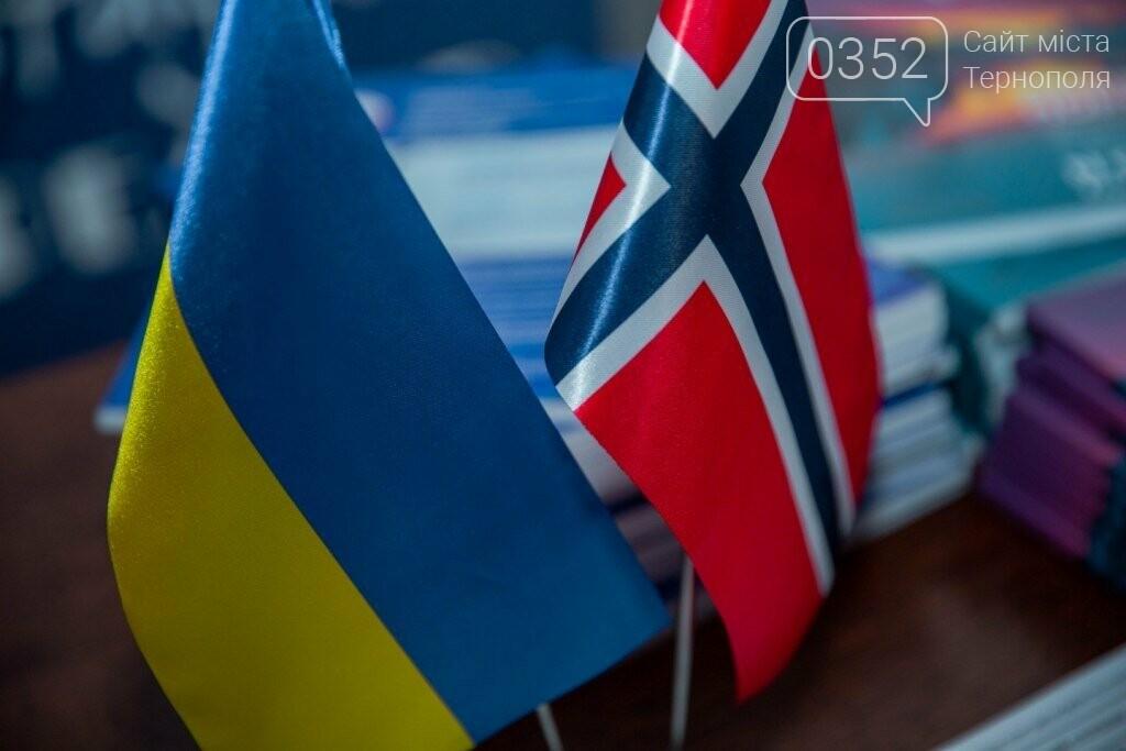 Відбулося урочисте відкриття чергового навчального семестру у рамках проекту «Україна – Норвегія», фото-5