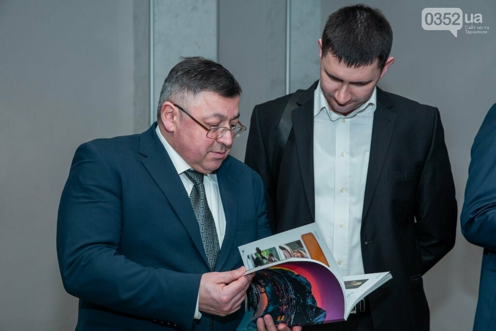 Відбулося урочисте відкриття чергового навчального семестру у рамках проекту «Україна – Норвегія», фото-2