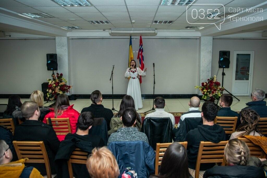Відбулося урочисте відкриття чергового навчального семестру у рамках проекту «Україна – Норвегія», фото-4