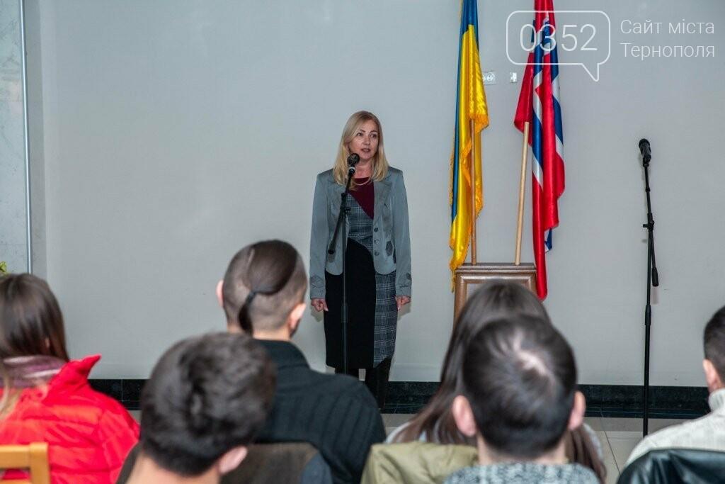 Відбулося урочисте відкриття чергового навчального семестру у рамках проекту «Україна – Норвегія», фото-12