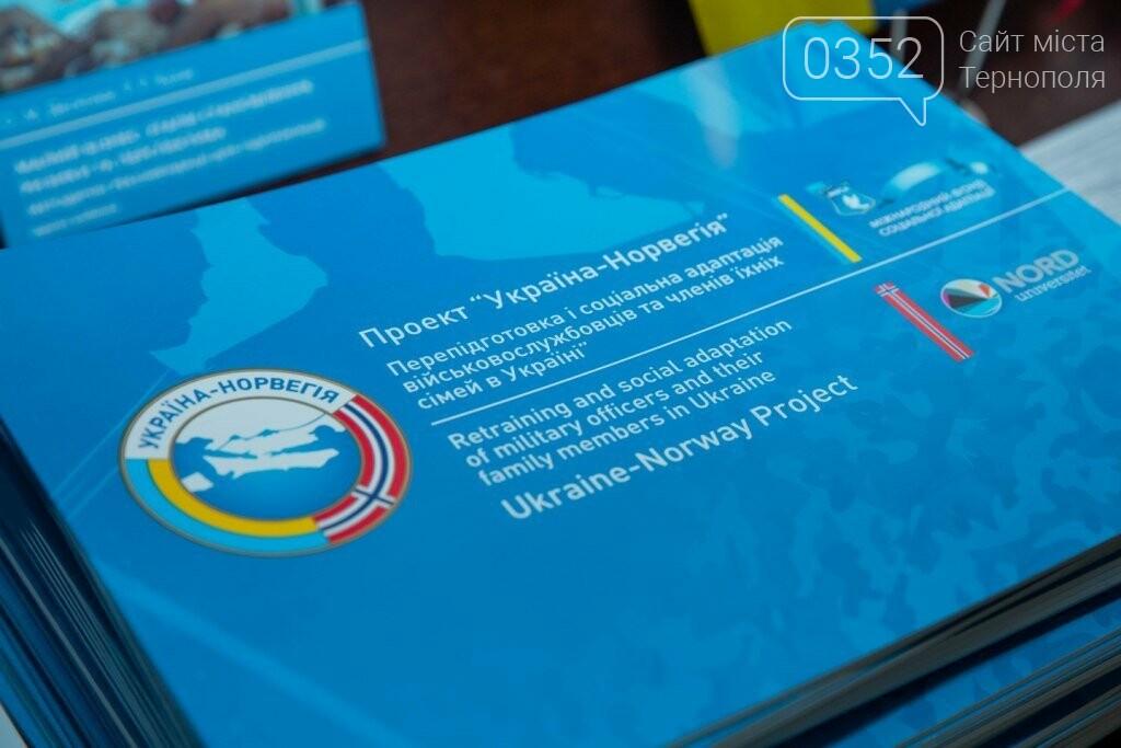 Відбулося урочисте відкриття чергового навчального семестру у рамках проекту «Україна – Норвегія», фото-13