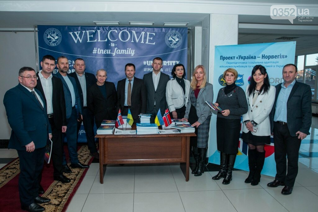 Відбулося урочисте відкриття чергового навчального семестру у рамках проекту «Україна – Норвегія», фото-16