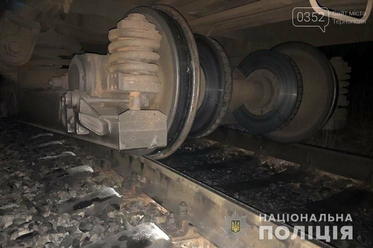 На Тернопільщині зійшов з рейок потяг з пасажирами (Фото), фото-2