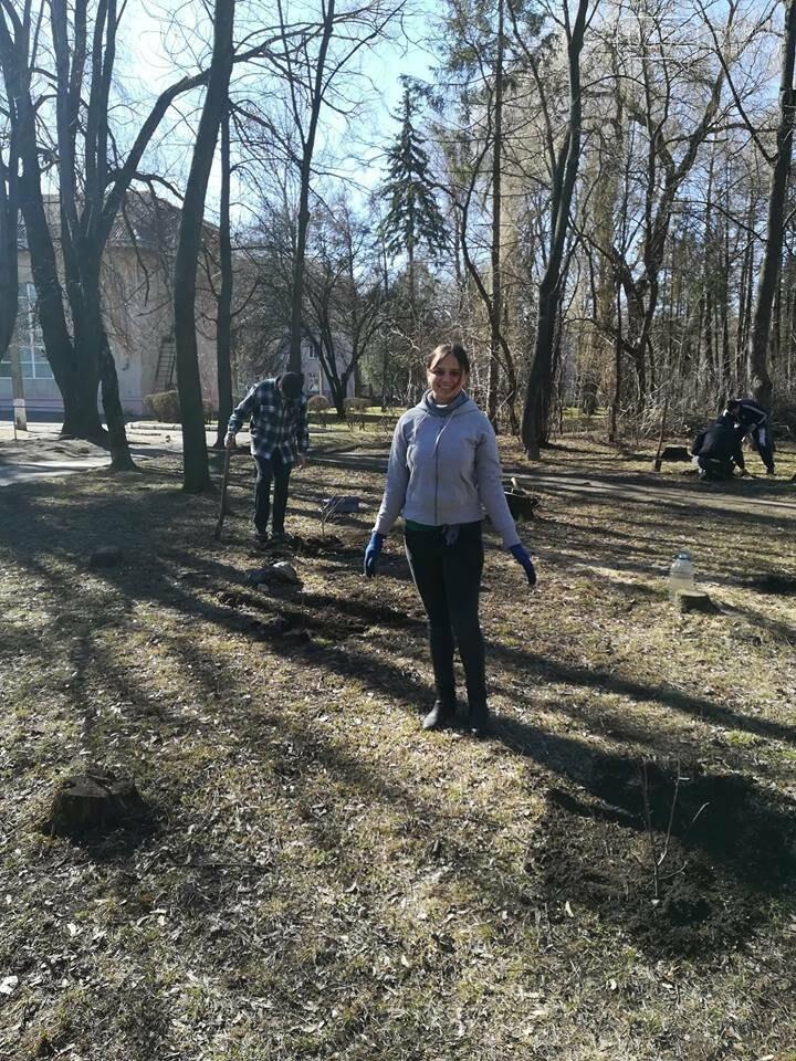 """У Тернополі місцеві мешканці разом з ГО """"Екоальянс"""" висадили більш як 100 молодих дерев (ФОТОФАКТ), фото-2"""