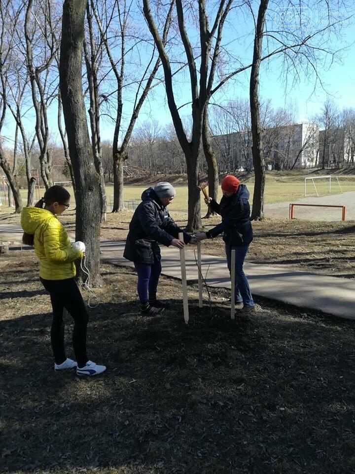 """У Тернополі місцеві мешканці разом з ГО """"Екоальянс"""" висадили більш як 100 молодих дерев (ФОТОФАКТ), фото-4"""