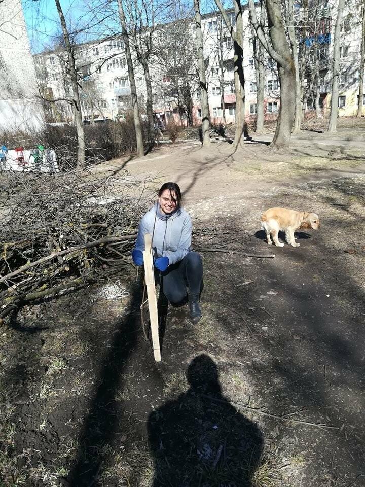 """У Тернополі місцеві мешканці разом з ГО """"Екоальянс"""" висадили більш як 100 молодих дерев (ФОТОФАКТ), фото-5"""