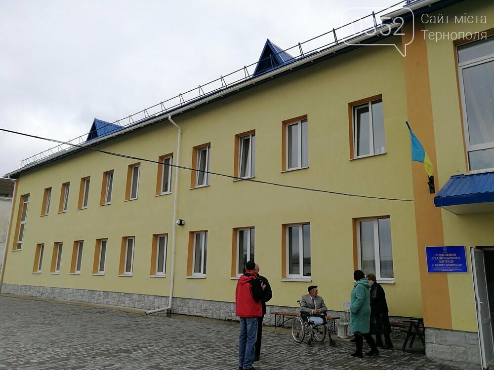 Геріатричний будинок у Великих Дедеркалах ставлять за приклад по всій Україні (фото), фото-6